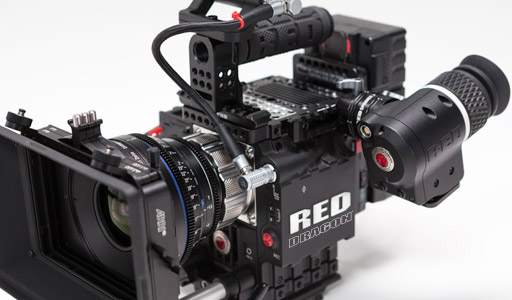 RENT the RED®6K Dragon - Juan David Salazar